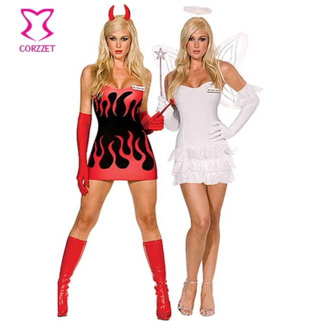angel Adult costume size