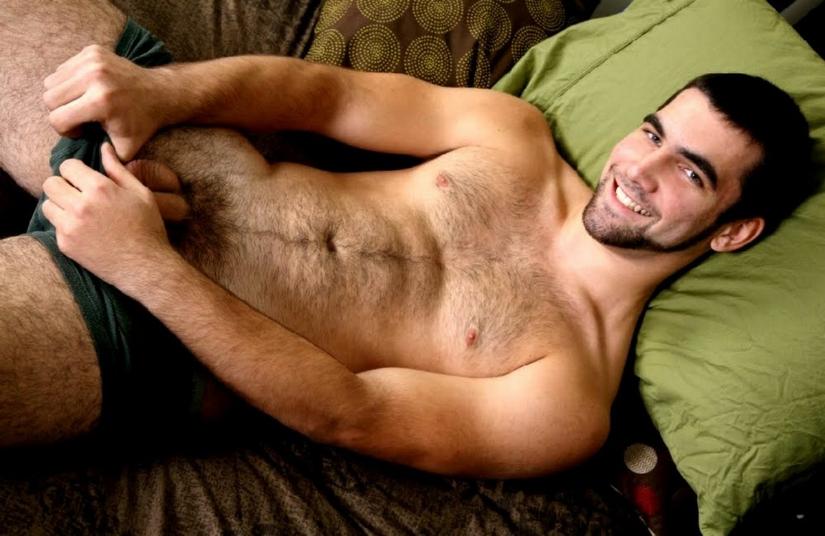blonde muscle men naked Hairy