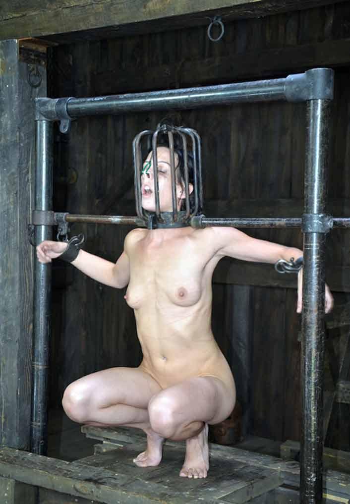 cage porn pics Slave