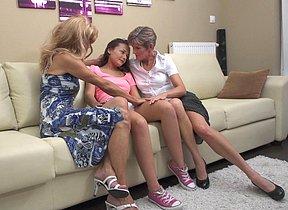 licking each lesbians other Mature