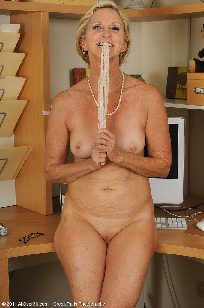 60 nude old Hot women year