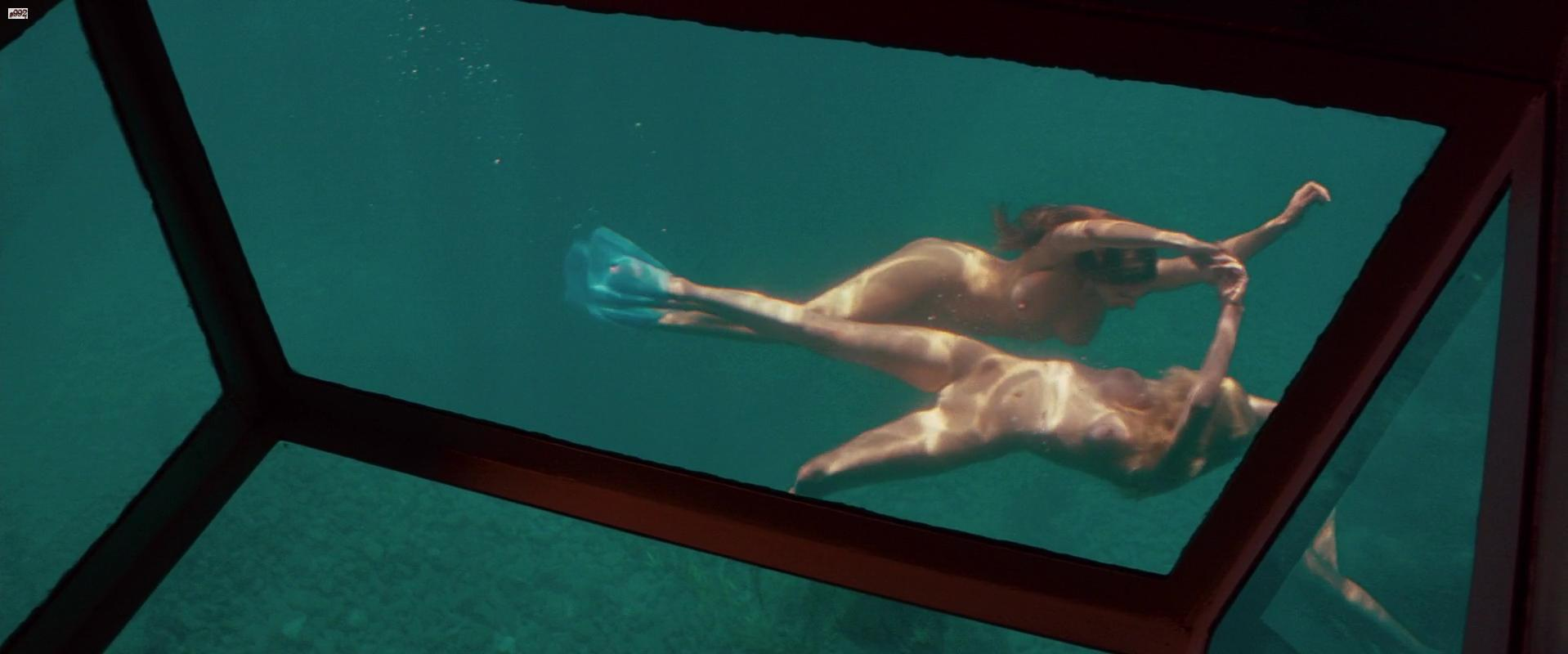 brook naked Kelly piranha