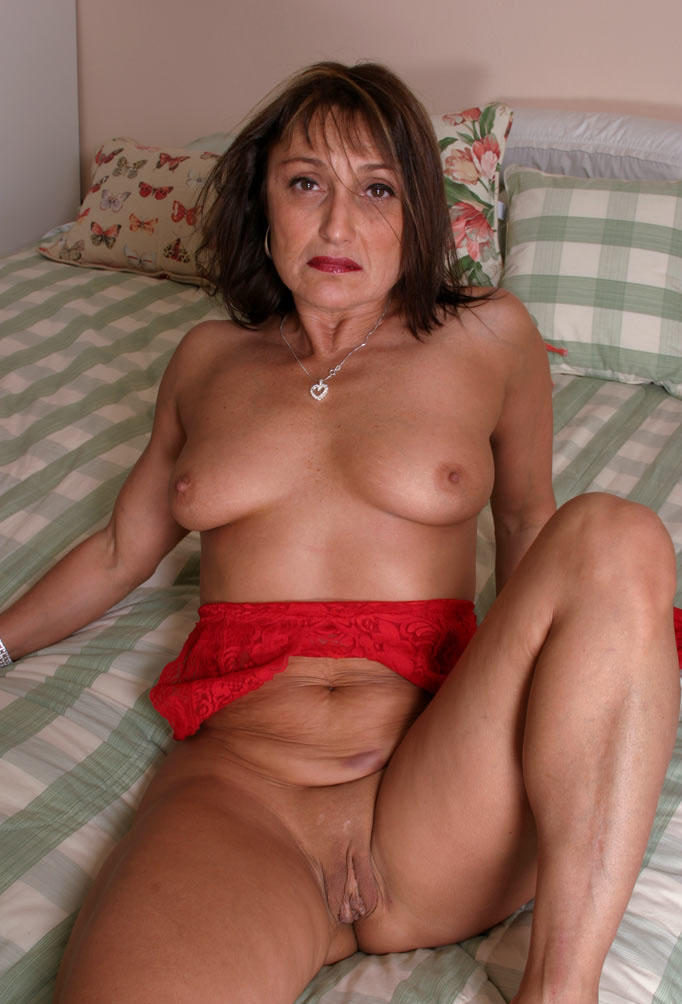 hair breast milf big Short