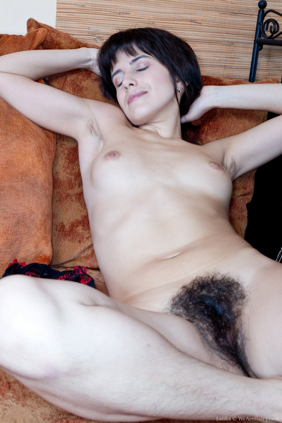 nudist pussy Little hairy