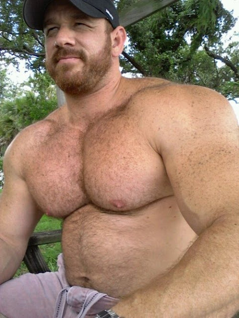 erotic Daddy stories muscle hairy