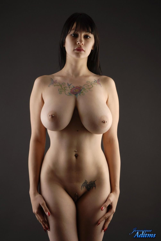 Curvy woman body nude perfect
