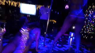club Amsterdam gay strip
