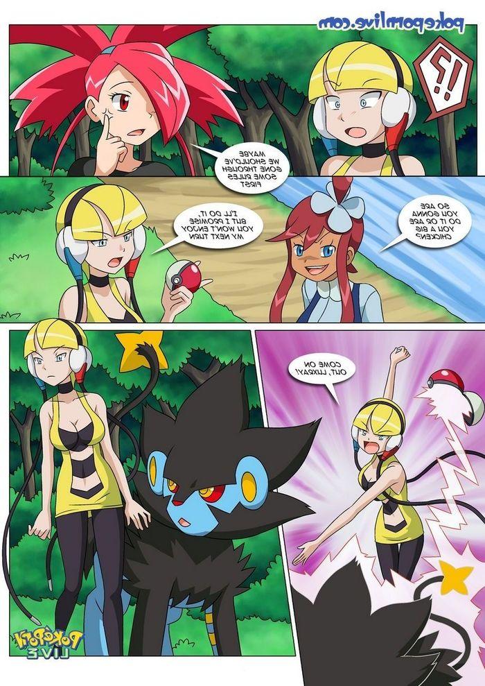 image hentay pokemon