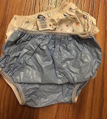 pvc diaper sex Plastic pants