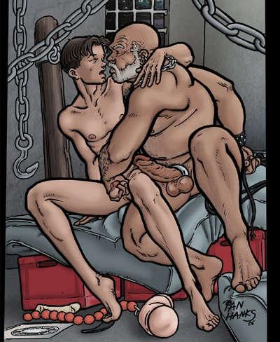 cartoon porn Freegay