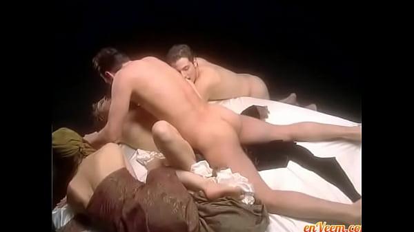naked couple porn embrace