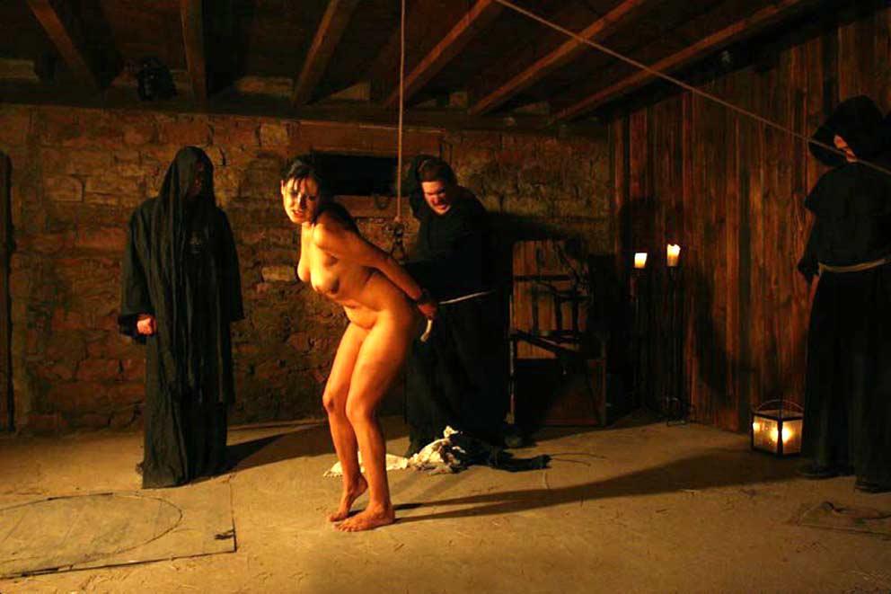 torture Tortured women medieval
