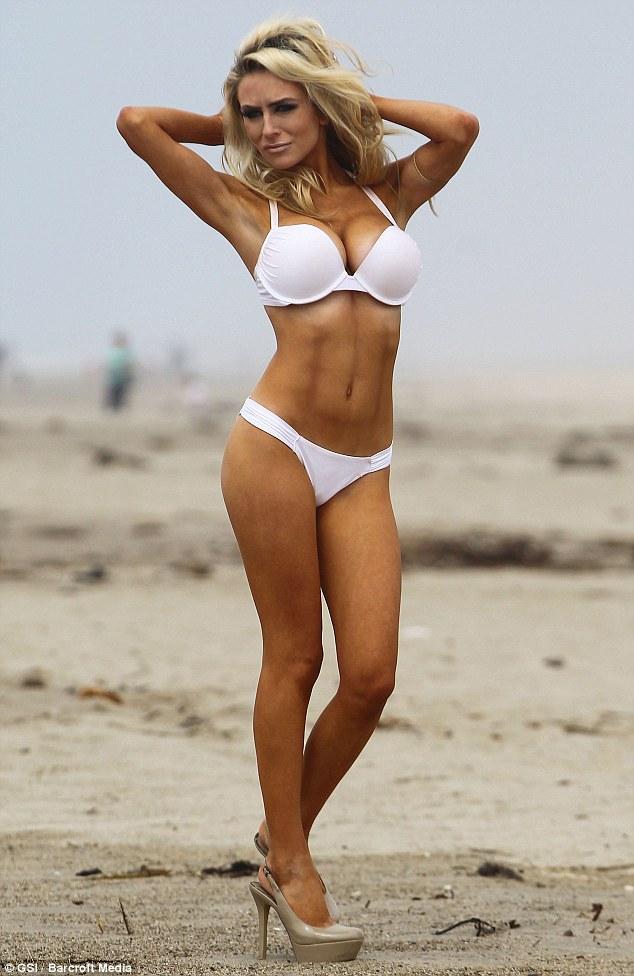 bikini Sexy hot girl white pictures