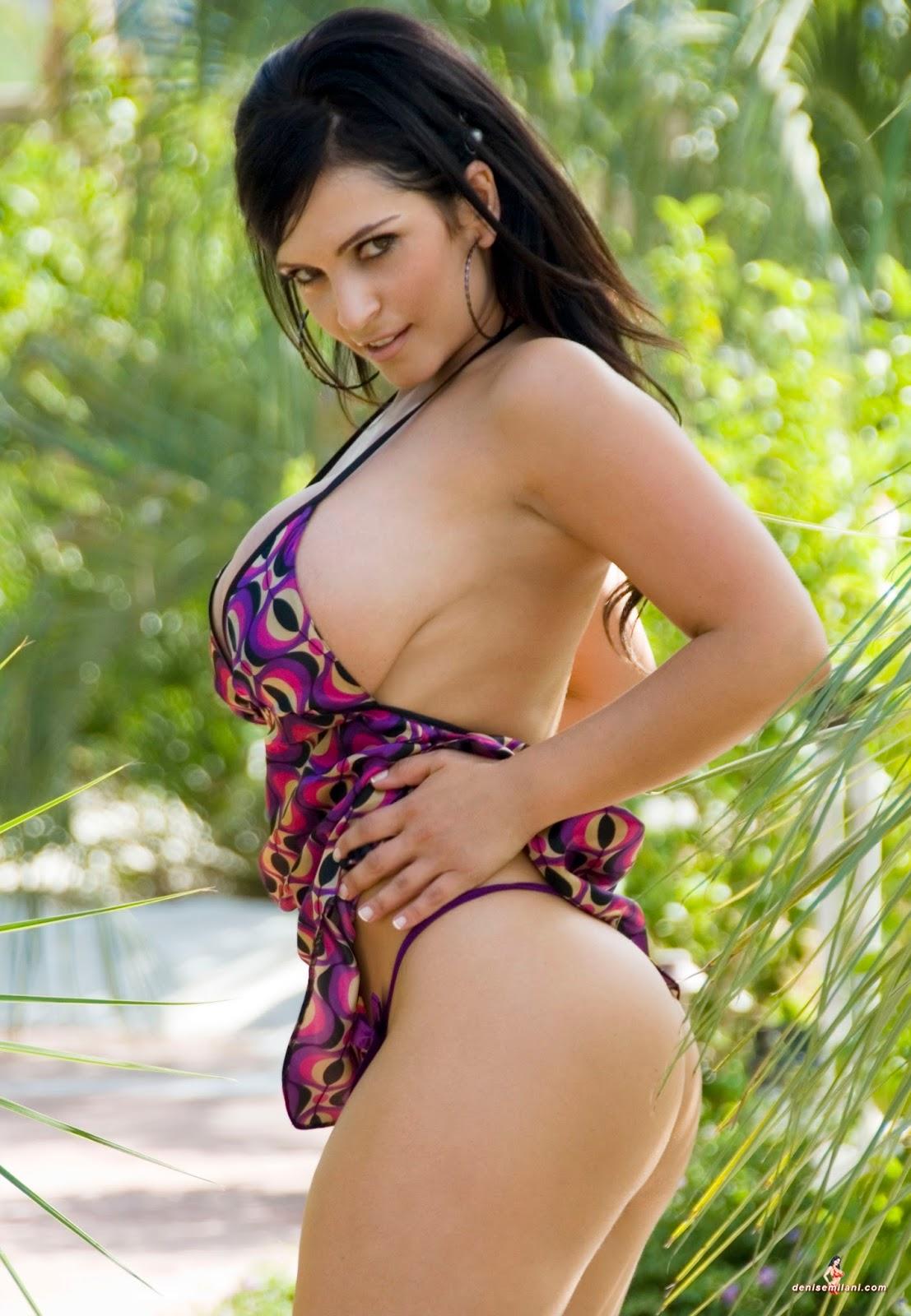 purple Denise bikini milani