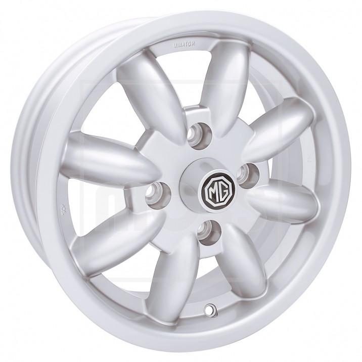 wheel circle bolt midget Mg