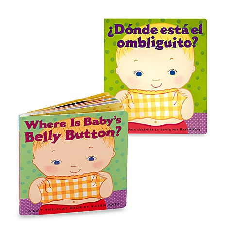 belly Spanish button girls