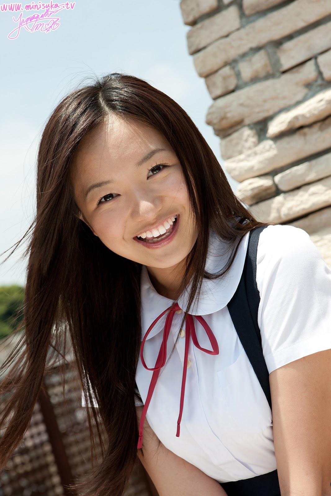 yamanaka bugil Mayumi