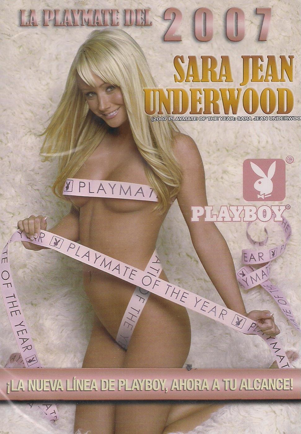underwood playmate jean Sara