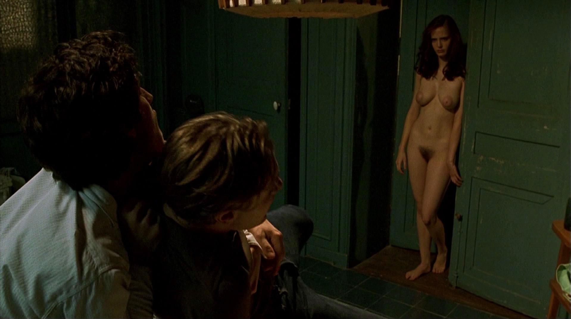 celebrity nude Naked eva green