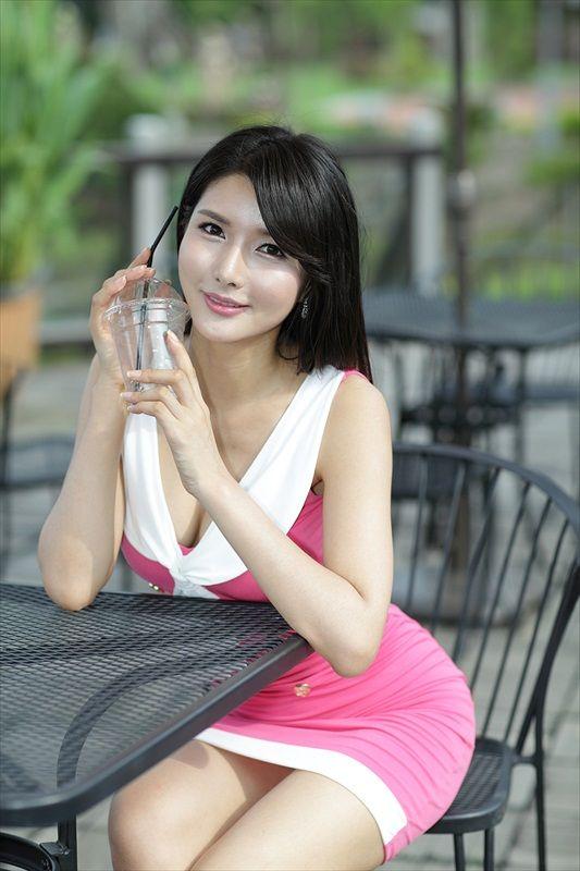 shoot Korean nude model