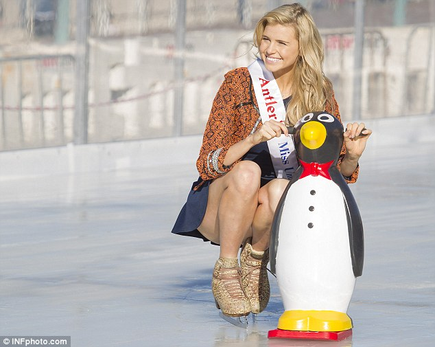 skater panties Ice