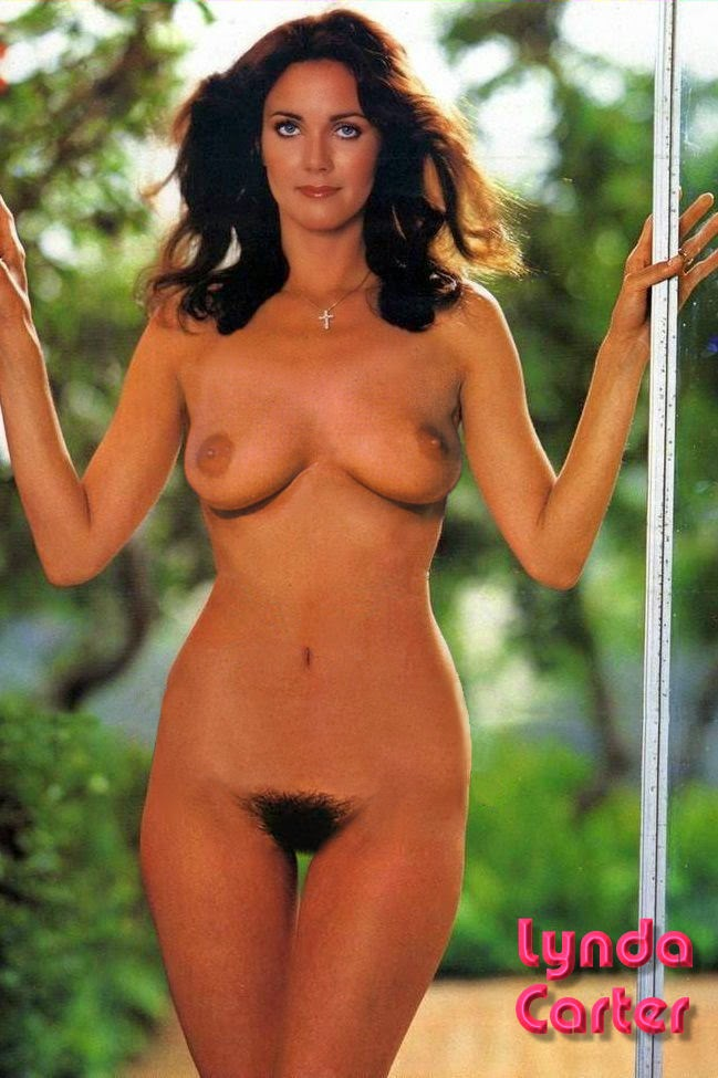 nude Lynda playboy carter