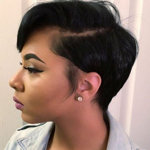 hairstyles women for black bob Short