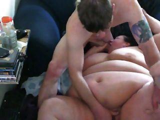 sucking Immobile cock ssbbw