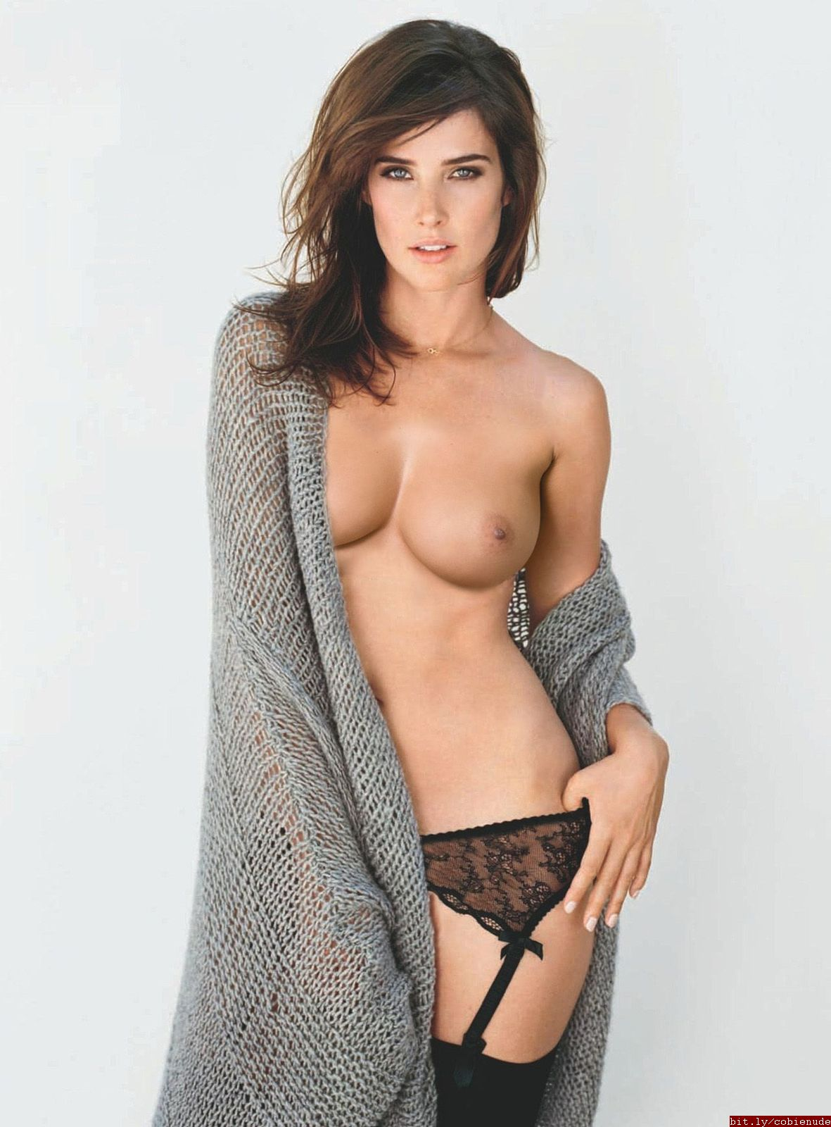 Opinion Cobie smulders nude vagina this