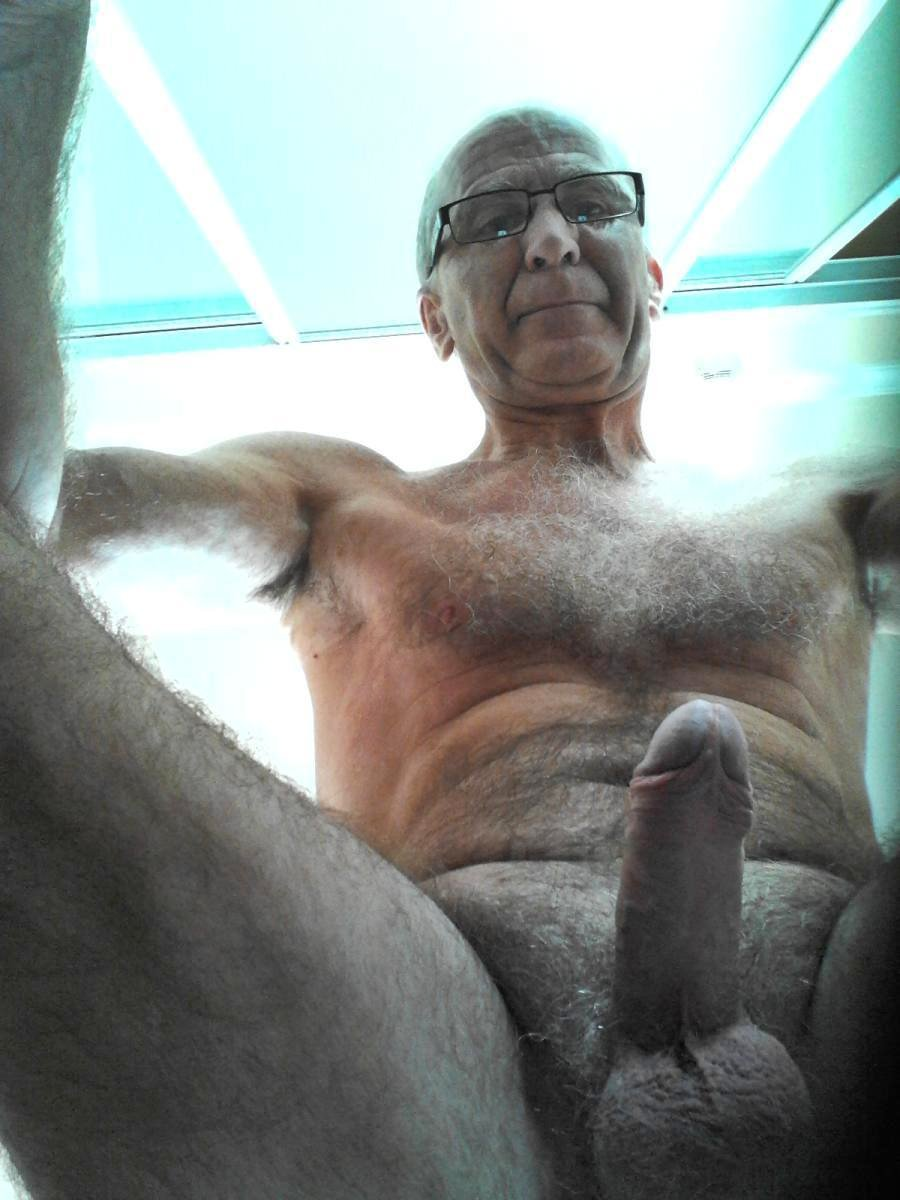 Older men with big cocks