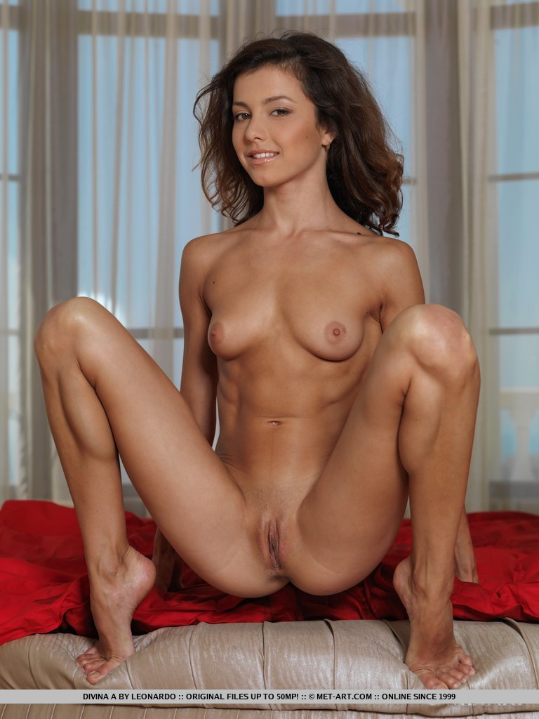 Divina nude art met