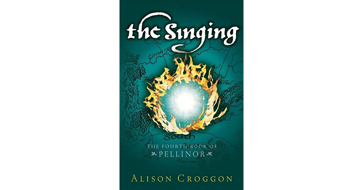 alison series the croggon by Naming