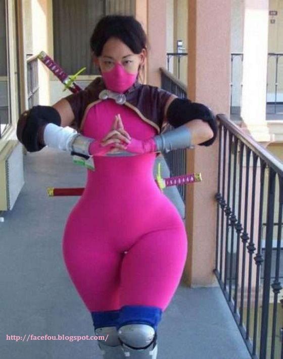 hips Big women wide
