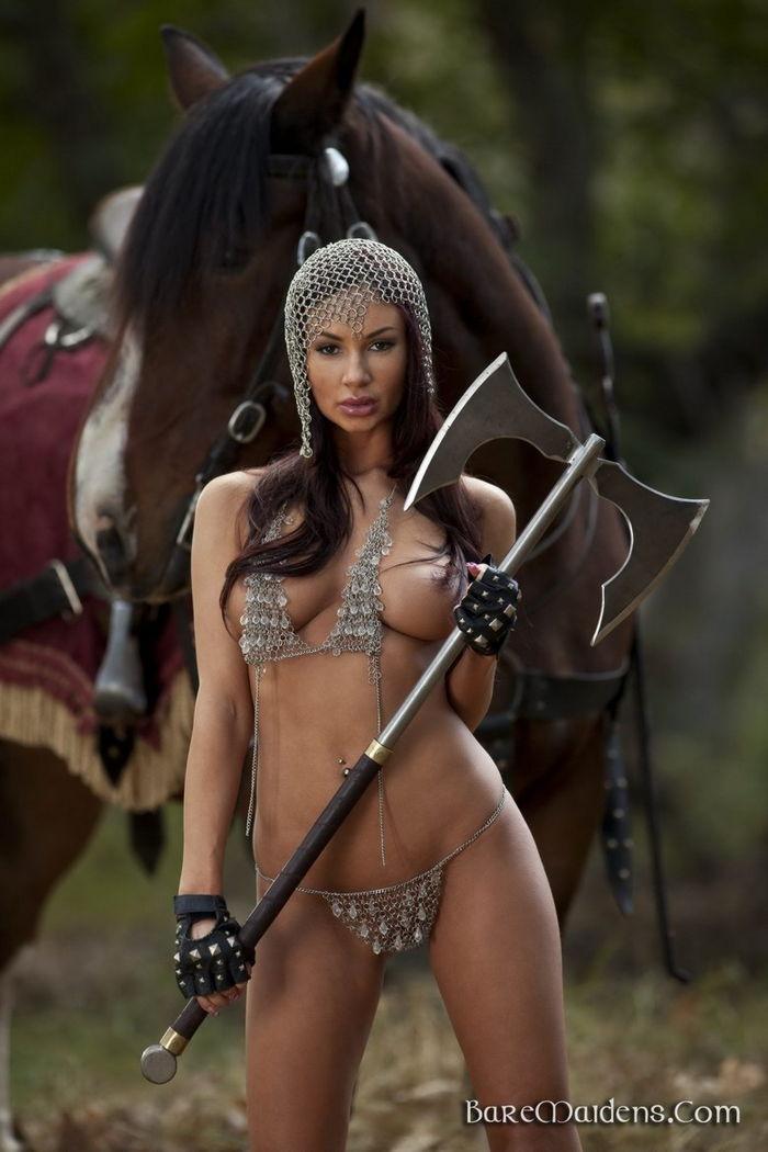 girls costumes fantasy Nude