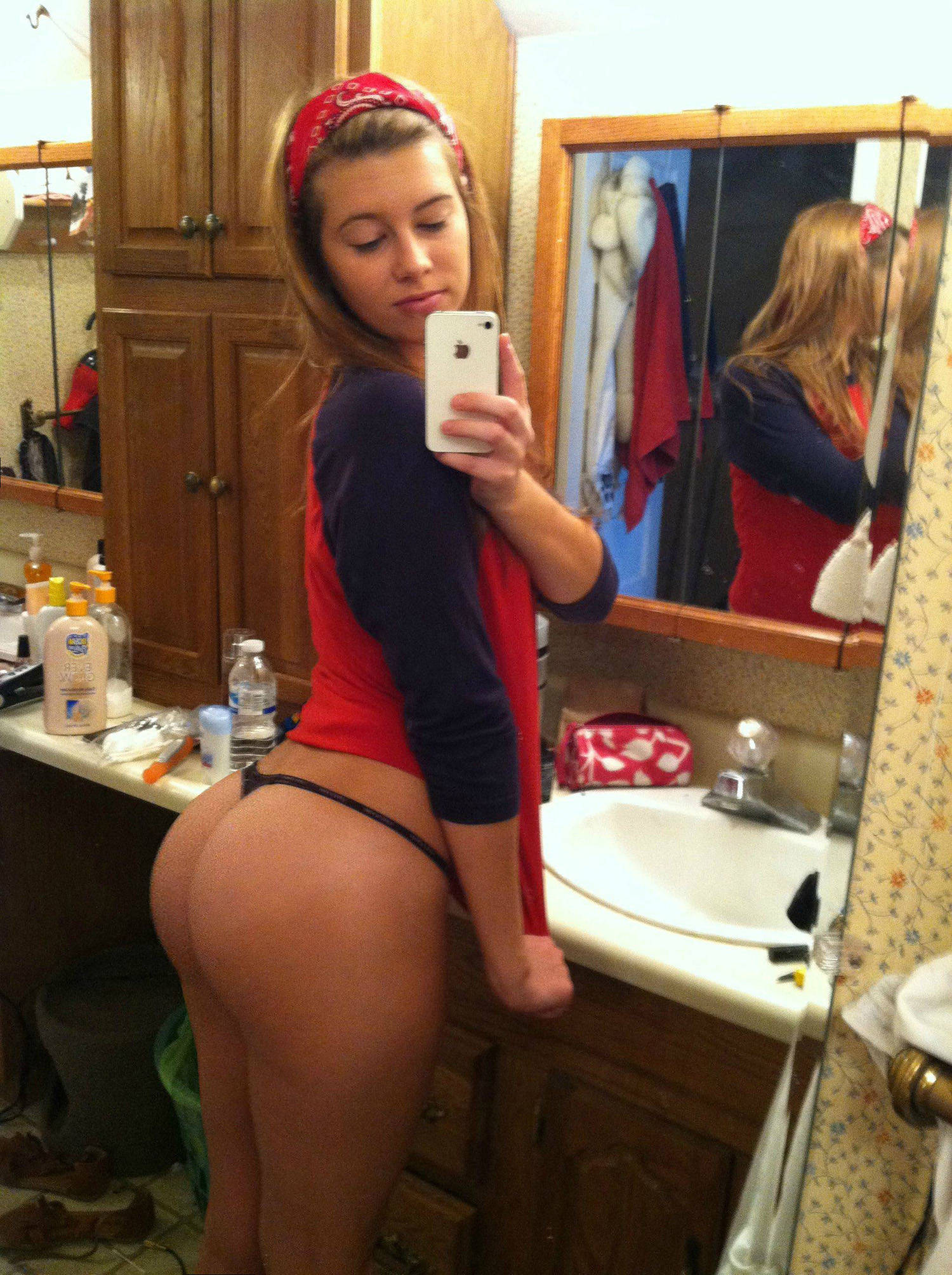selfie Magnificent ass