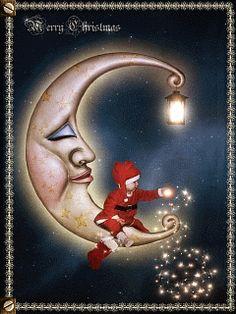 angel moon noel Jolie