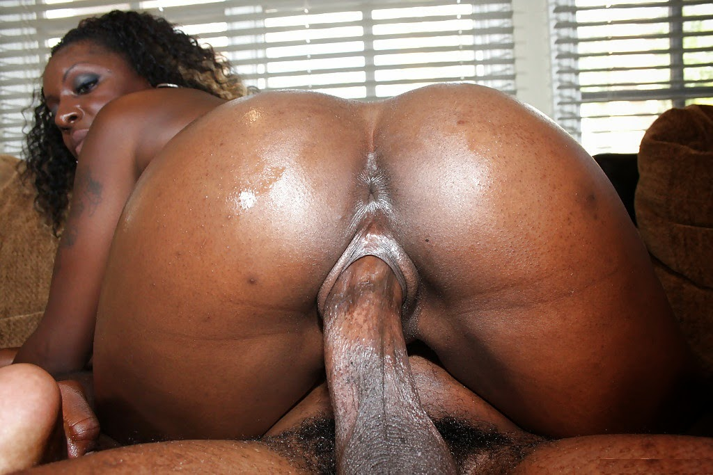 Big black ass kay love