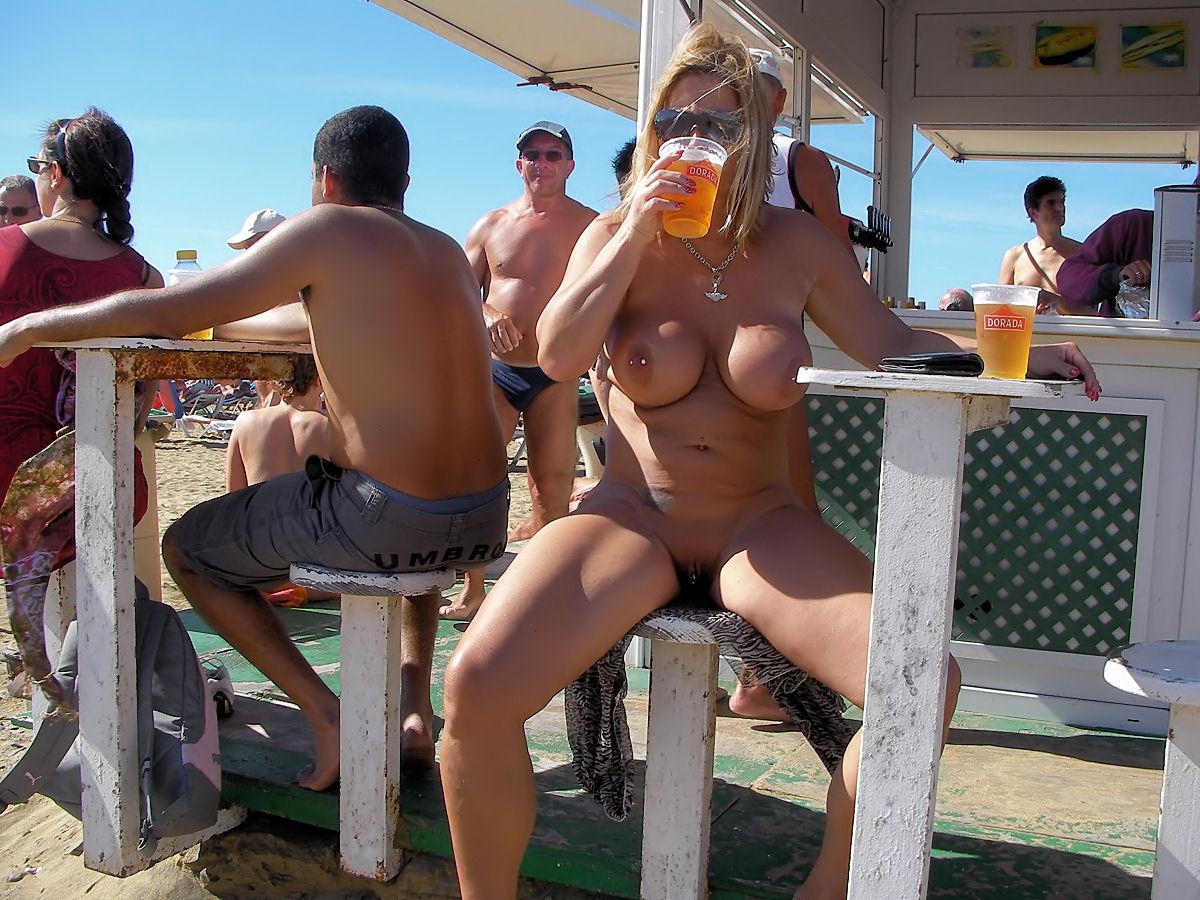 nude beach Maspalomas