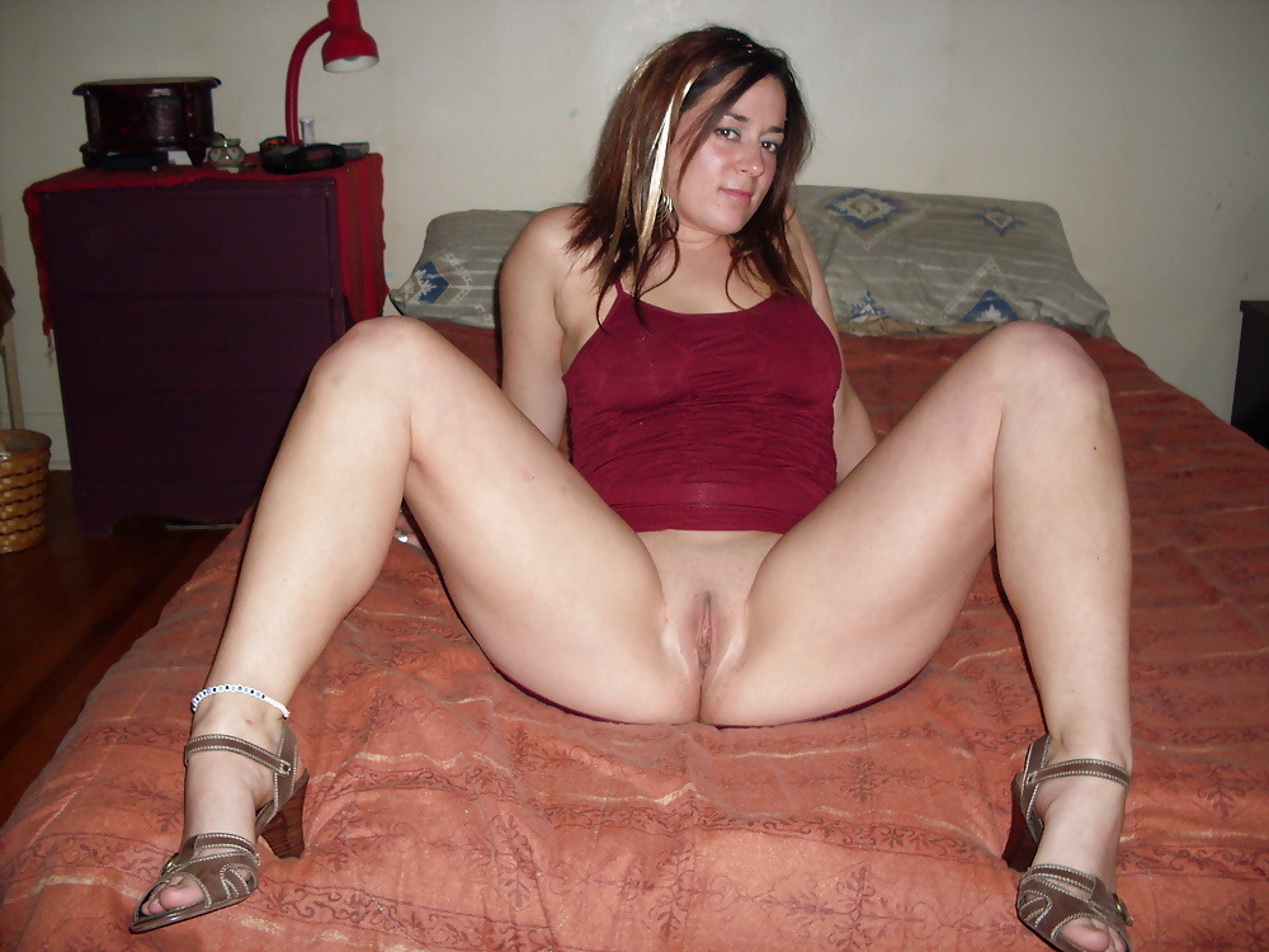 black nude Half girl