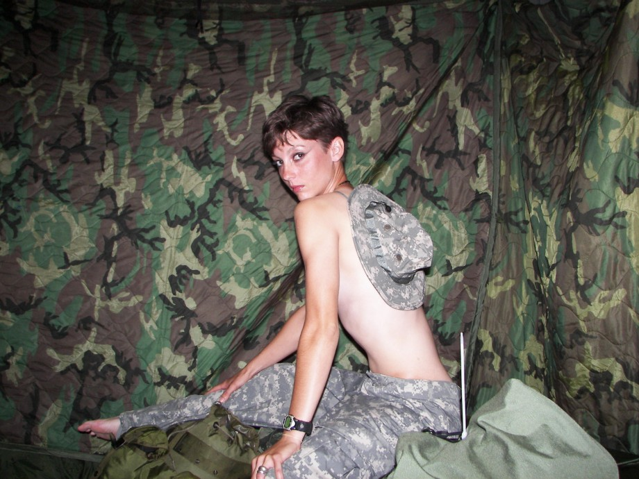 army girls nude Hot