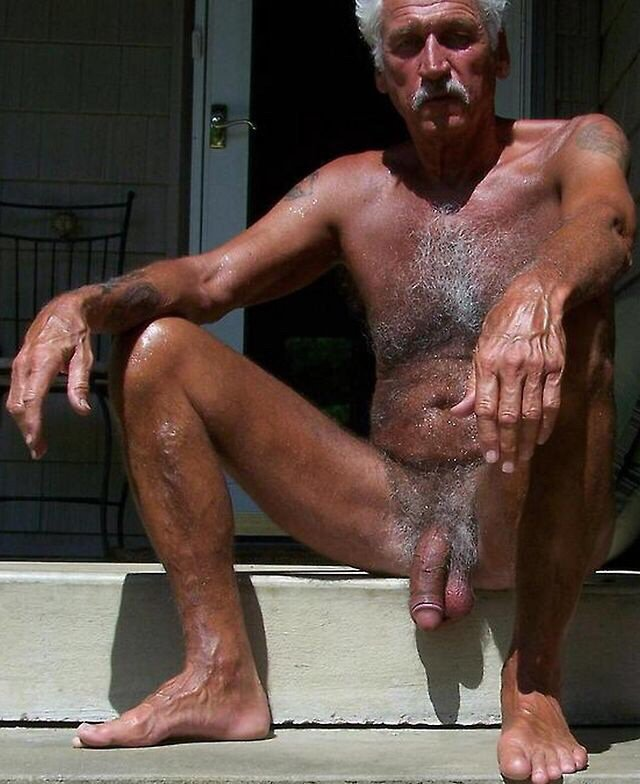 Big Cock Man Old