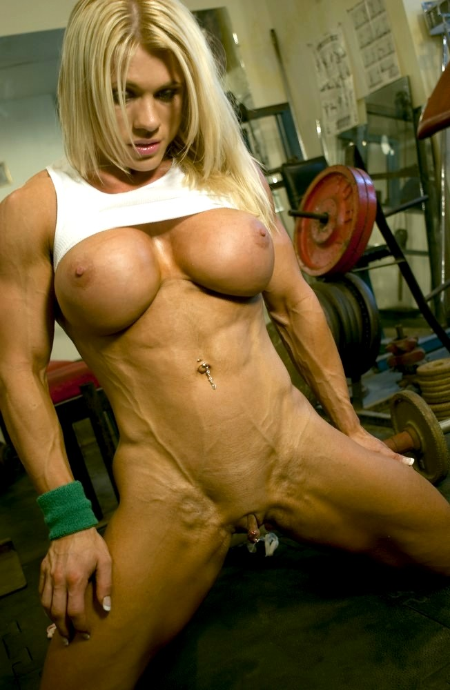 kitty Nude bodybuilders female tube