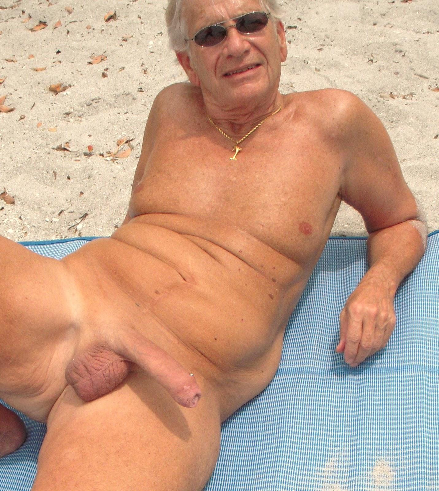 nude men older