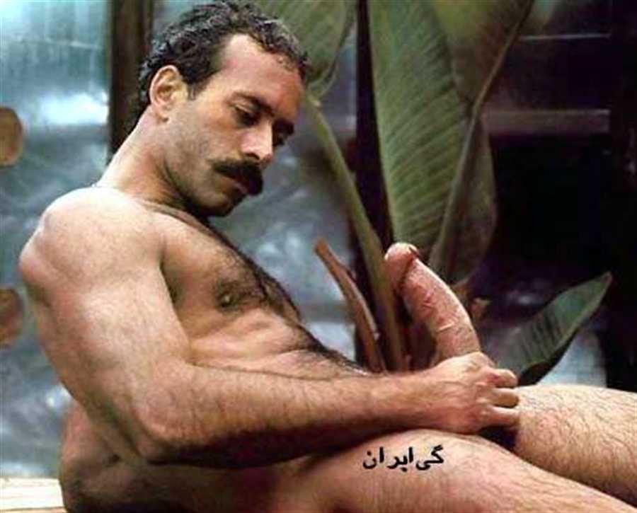 Arab big cock gay