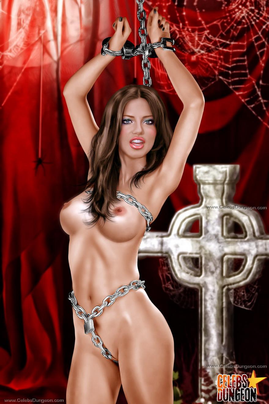 gomez bondage Selena nude