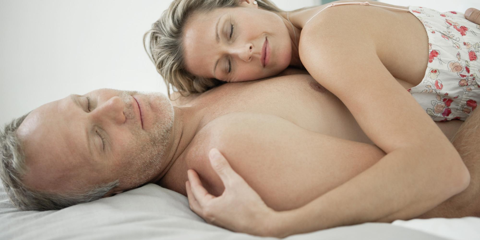 women and making love Mature men