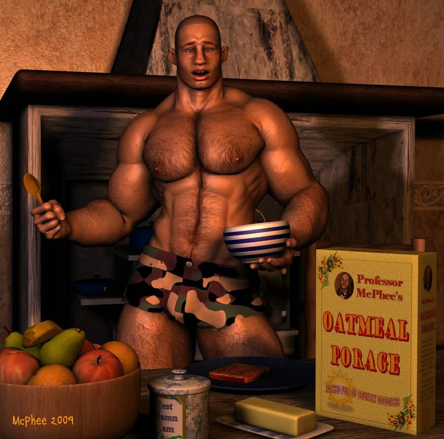erotic art Rusty mcphee gay