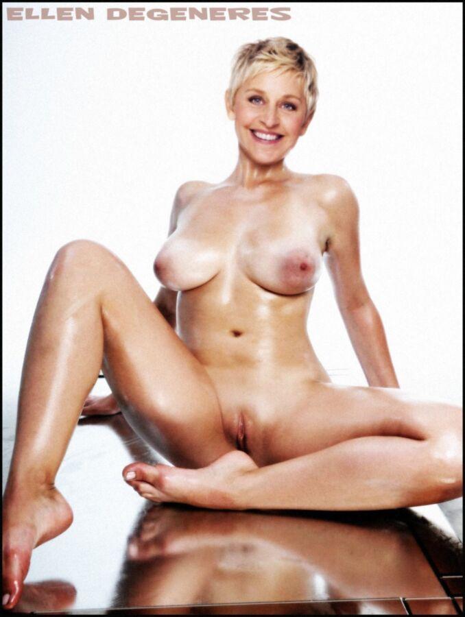 degeneres fakes porn nude Ellen