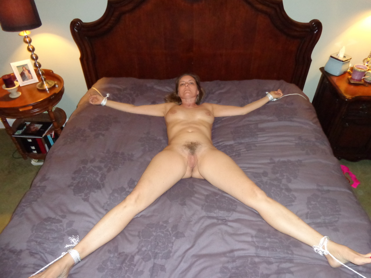 bondage Spread eagle
