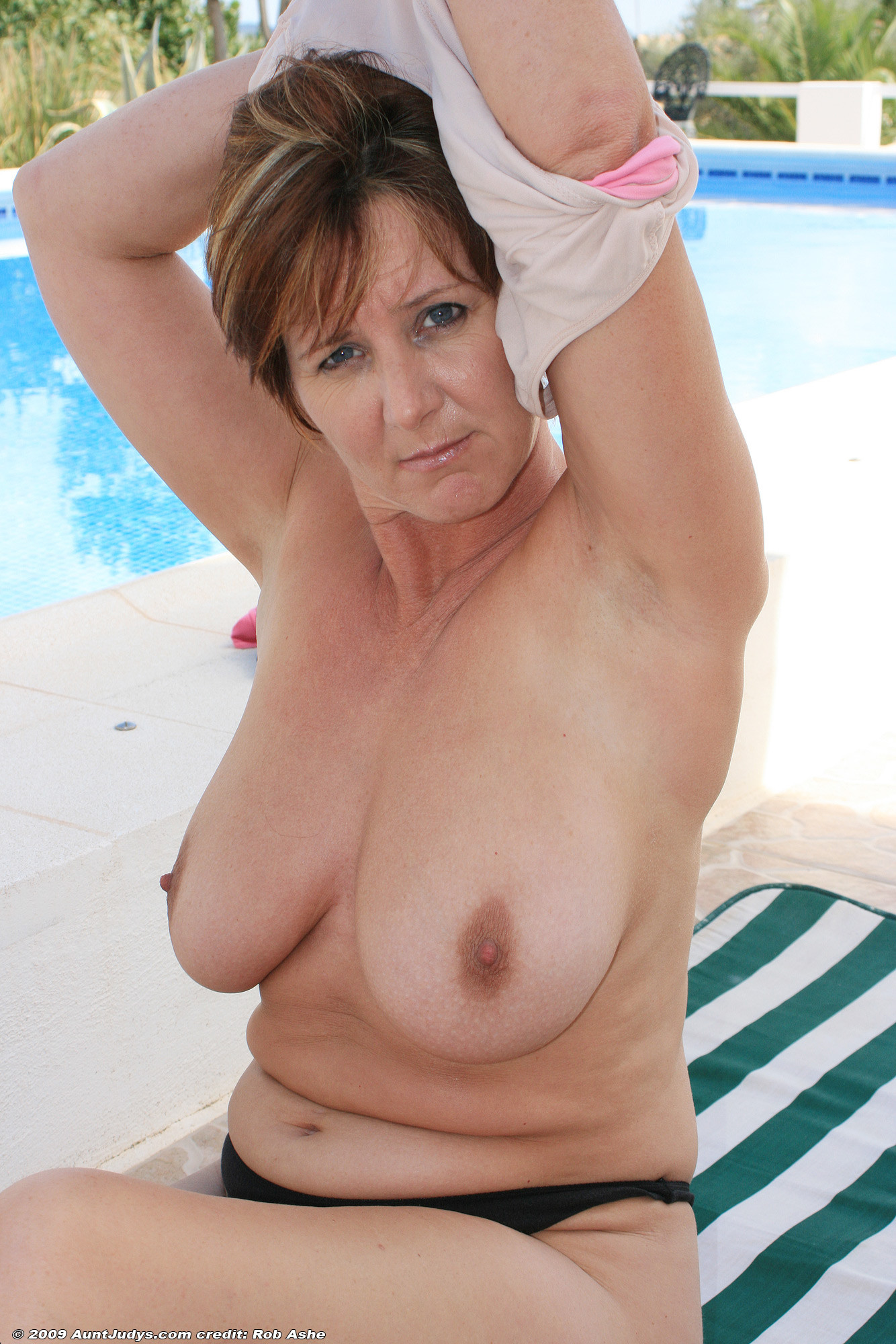 biggest tits mature